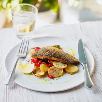 Waitrose-Weekend-253_Friday-Night_Baked-Sea-Bass-&-Potatoes-Preserved-Lemons127161