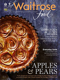 Waitrose food magazine
