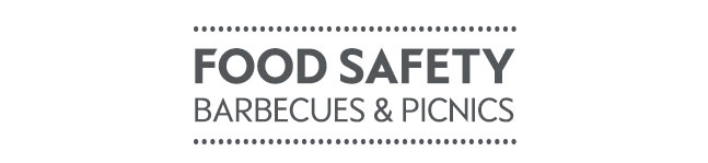 Food safety: barbecue and picnics