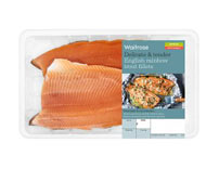 Waitrose & Partners Scottish loch trout fillets