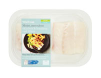 Waitrose skinless & boneless cod fillets
