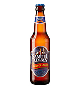 Samuel Adams Boston lager USA