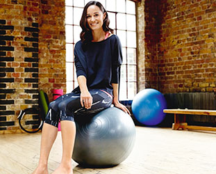 10-week tone up with Pippa Middleton