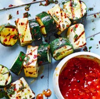 Vegetarian barbecue recipes
