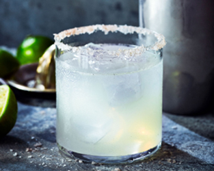 Smokey Margarita