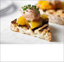 Heston's duck liver parfait