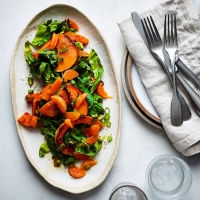 Spiced-squash-and-clementine-salad