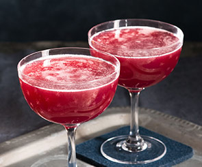 View Valentine's Day cocktail recipes