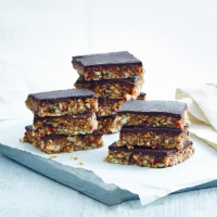 Choc-nut energy bars