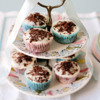 Harry Eastwood's light chocolate cupcakes