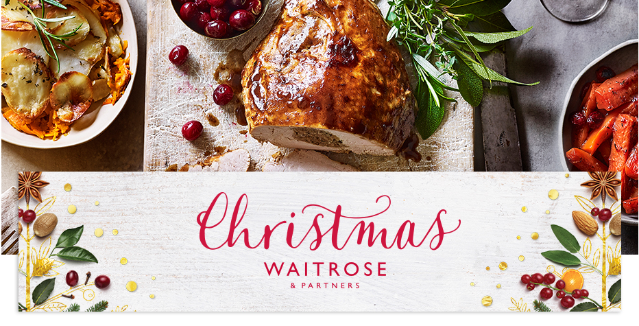Merry Christmas from Waitrose & Partners