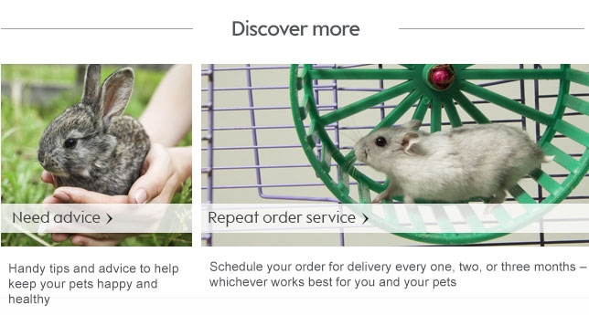 Shop your favourite brands on Waitrose Pet