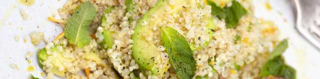 Small, fine and tasty quinoa