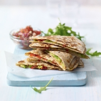 avocadopepperquesadillas
