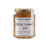 Plantation Cottage Chilli & Coriander Jelly
