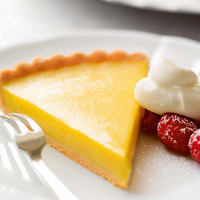 Heston's Lemon tart