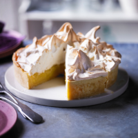 Proper lemon meringue pie