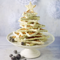 Paul A Young's Christmas biscuit tree