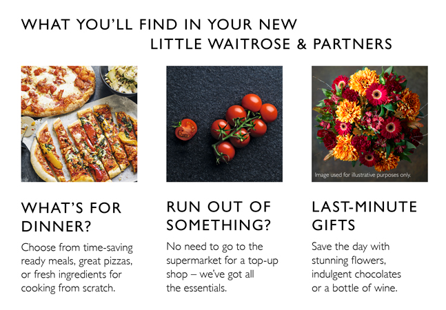 Discover Waitrose At Shell