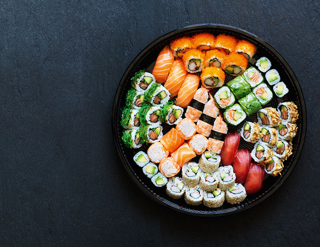 Sushi Daily Waitrose