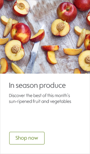 In season produce