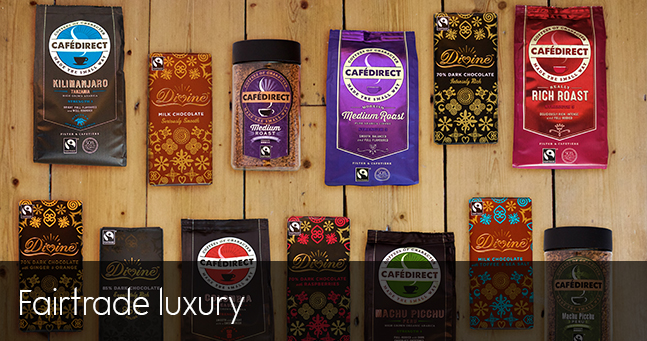 Fairtrade luxury