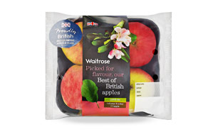 Waitrose Best of British apples