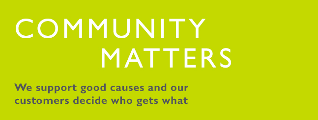 Community matters is 10
