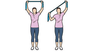 One-arm pulldown