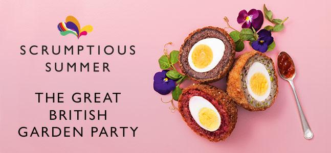Garden Party Ideas Recipes Waitrose