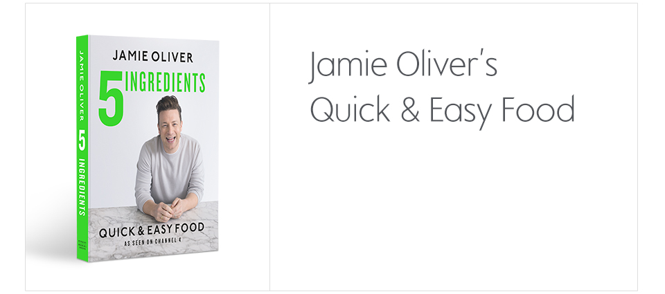 Jamie Oliver's Quick & Easy Food