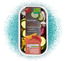Waitrose Mediterranean Roasting Vegetables