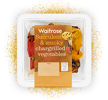 Waitrose Chargrilled Vegetables