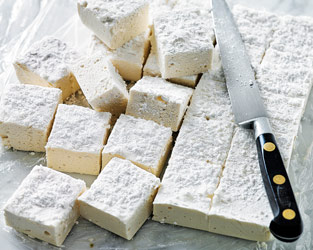 Martha's coconut marshmallows