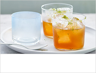 Lime amaretto sours