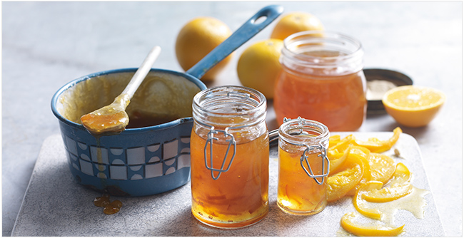 3 ways with Seville orange marmalade