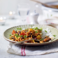 LOVE life healthy chicken chilli