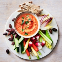 Red-pepper-dip