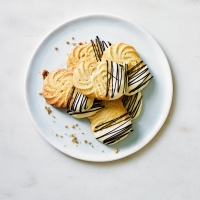 Viennese whirls by Martha Collison