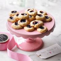 Martha's Thumbprint cookies
