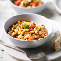 Bean & veg ratatouille