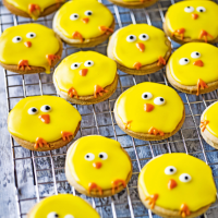 Chick biscuits