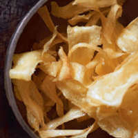 Heston's Parsnip Chips