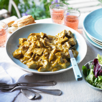 Heston's Coronation chicken