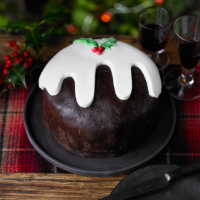 Waitrose Martha Christmas Cake