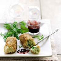 Vegetable Croquettes