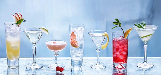 classic gin drinks