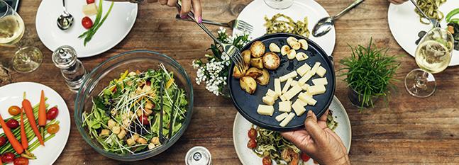 Healthy Dinner Party Recipes Waitrose