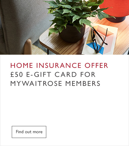 myWaitrose exclusive prices
