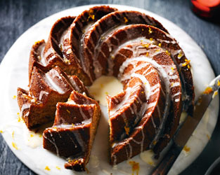 Martha Collison's spiced marmalade bundt cake